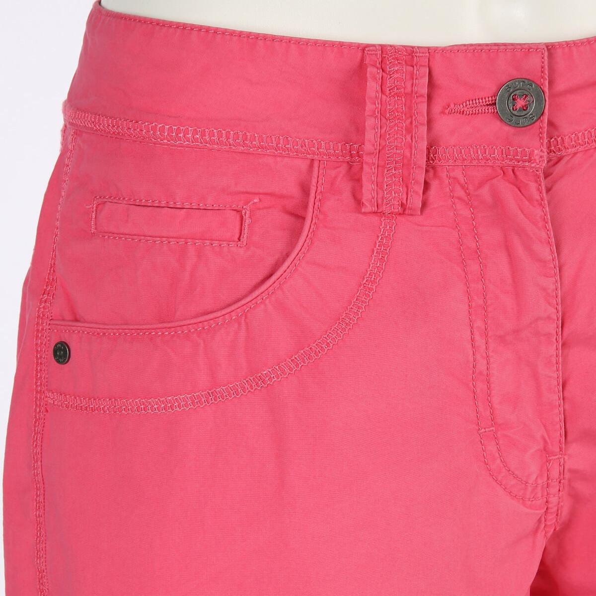 Bild 3 von Damen Shorts in sommerlicher Farbe