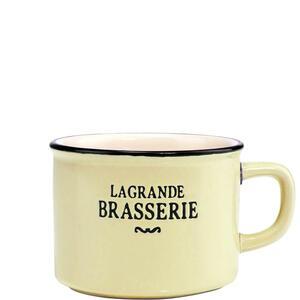 Butlers La Grande Brasserie Tasse klein gelb