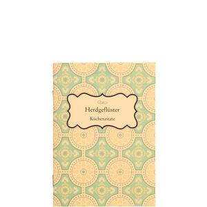 Butlers Booklet Herdgeflüster bunt