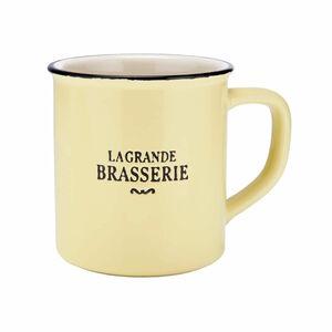 Butlers La Grande Brasserie Tasse gelb