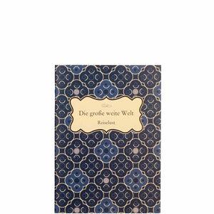 Butlers Booklet Die große weite Welt bunt