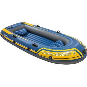 Intex Schlauchboot Challenger 3 Set 4-tlg.