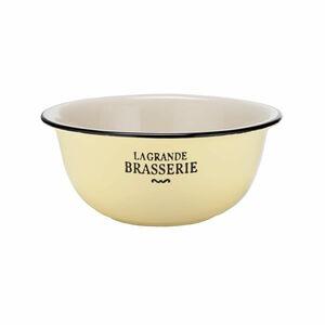 Butlers La Grande Brasserie Schale gelb