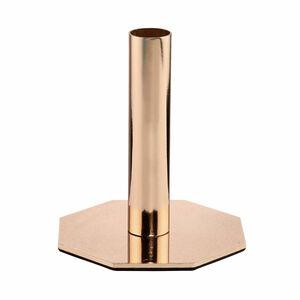 Butlers Octagon Kerzenhalter Höhe 13 cm gold