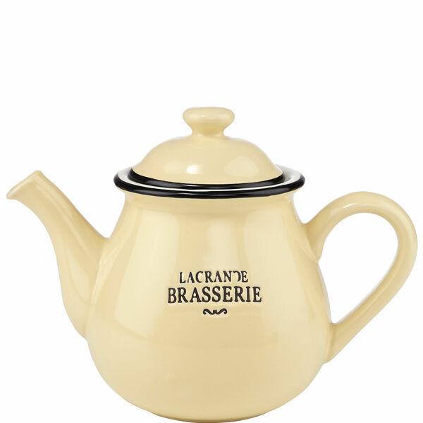 Butlers La Grande Brasserie Teekanne gelb