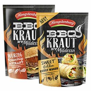 Hengstenberg Mildessa BBQ Kraut jeder 400-g-Beutel