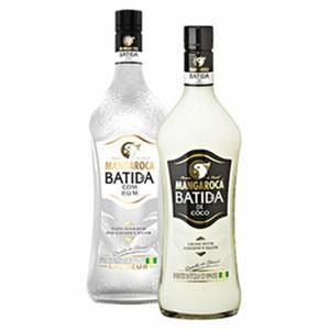 Batida De Coco oder Com Rum 16/21 % Vol.,  jede 0,7-l-Flasche