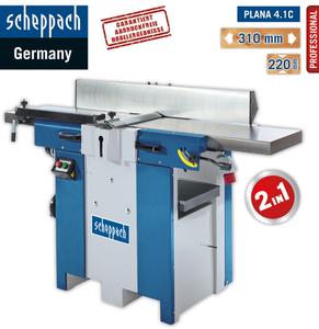 Scheppach Abricht-Dickenhobel Plana 4.1c 400V/50Hz 2.5 kW