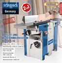 Bild 2 von Scheppach Abricht-Dickenhobel Plana 4.1c 230V/50Hz 2.5 kW