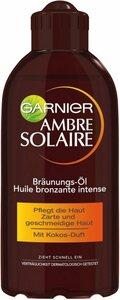 GARNIER Sonnenschutzöl »Ambre Solaire Tiefbraun Bräunung«