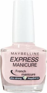 MAYBELLINE NEW YORK Nagellack »Express Manicure French«