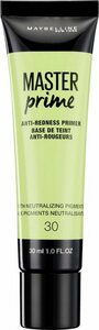 MAYBELLINE NEW YORK Primer »Master Primer Anti-Redness«