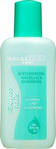 MAYBELLINE NEW YORK Nagellackentferner »Express Nails«, acetonfrei