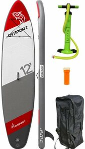 DVSPORT Inflatable SUP-Board »DVSport Stand-up-Paddle 12.0«
