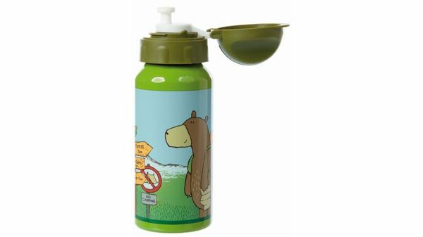 sigikid - Trinkflasche, Forest Grizzly