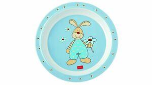 sigikid - Melamin-Teller Semmel Bunny