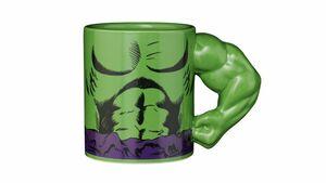 Marvel Tasse Incredible Hulk 3D Arm
