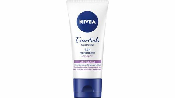 NIVEA Essentials Sensitive Nachtpflege