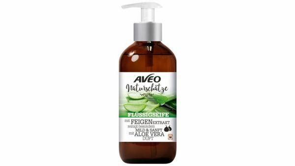 AVEO Naturschätze Flüssigseife mit Feigenextrakt und Aloe Vera Duft