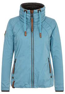 NAKETANO Tittis Galore - Jacke für Damen - Blau
