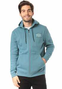 Hurley Surf Check Chained Up - Kapuzenjacke für Herren - Blau