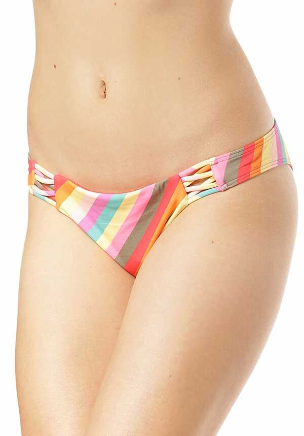 BILLABONG Sol Searcher Tropic - Bikini Hose für Damen - Mehrfarbig
