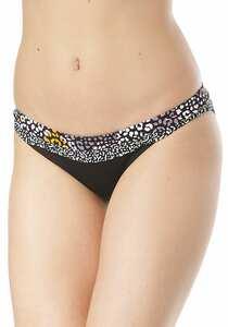 O´Neill Laguna Shiney - Bikini Hose für Damen - Schwarz