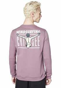 Chiemsee Sweatshirt - Sweatshirt für Herren - Lila