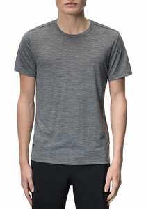 PEAK PERFORMANCE Civil Merino - T-Shirt für Herren - Grau