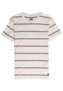 BILLABONG Die Cut Stripe Crew - T-Shirt für Jungs - Beige