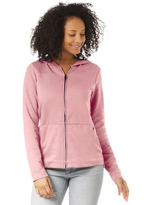 Hurley Icon Fleece - Kapuzenjacke für Damen - Pink