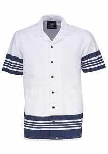 Dickies Ocean City - Hemd für Herren - Weiß