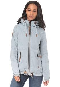 NAKETANO Arsch Im Ärmel - Jacke für Damen - Blau