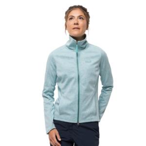 Jack Wolfskin Fleecejacke Frauen Riverland Jacket Women XL blau