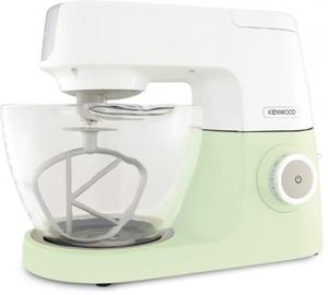 Kenwood Küchenmaschine Chef Sense KVC5100G Grün 4,6L Glasschüssel 1200 Watt