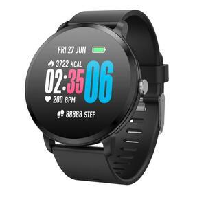 Smart Watch Fitness Tracker Pulsmesser Smart Band IP67 Wasserdicht Sport Prdometer Wecker Smartwatch
