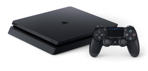 Sony Playstation 4 Slim 1TB schwarz