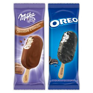 Milka/Oreo Stieleis