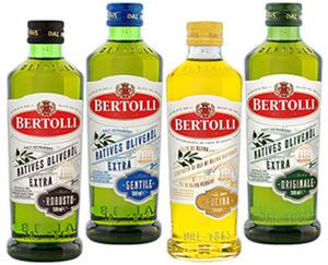 BERTOLLI Olivenöl oder Natives Olivenöl Extra