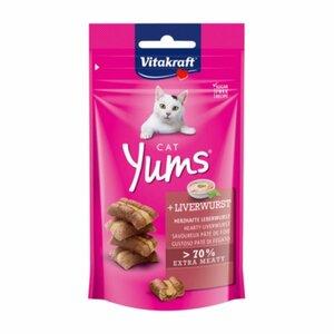 Vitakraft Cat Yums 9x40g