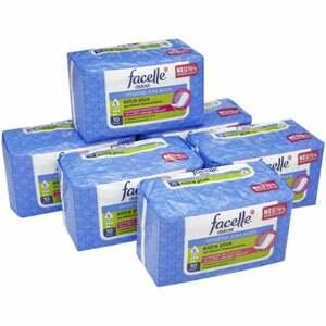 facelle diskret Vorteilspack Hygiene-Einlagen extra plus