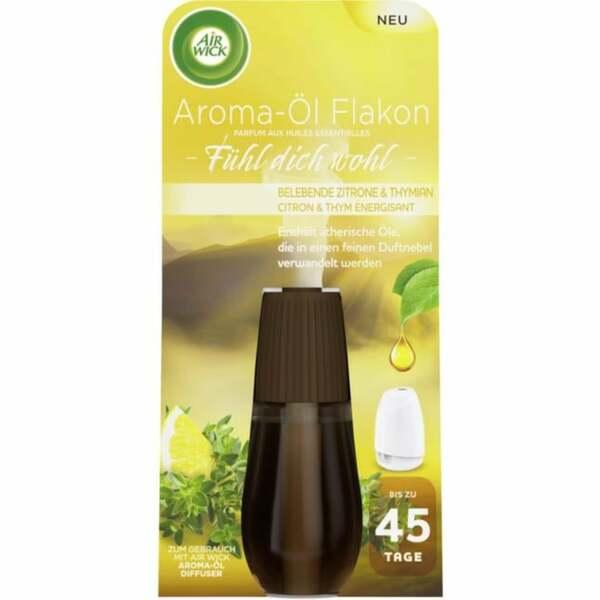 Air Wick Aroma-Öl Flakon Belebende Zitrone & Thymian 24.95 EUR/100 ml