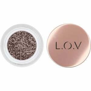 L.O.V THE GALAXY eyeshadow & liner 550 Platinum Radiance