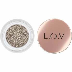 L.O.V THE GALAXY eyeshadow & liner 520 Champagne Sparks