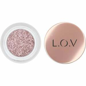 L.O.V THE GALAXY eyeshadow & liner 500 Rose Exposed