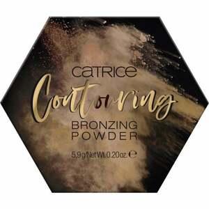 Catrice Sun Glow Contouring Bronzing Powder C01