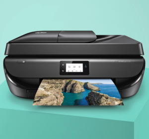 HP Farbdrucker OFFICE JET 5220