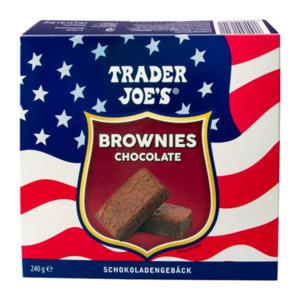 TRADER JOE'S     Brownies