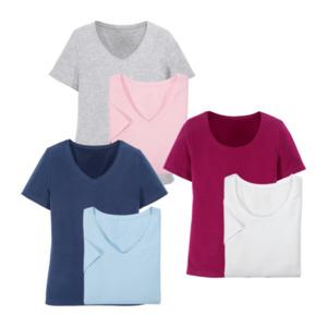UP2FASHION     Basic-Shirts