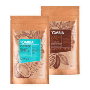 OMBIA  	   Coffee Body Scrub
